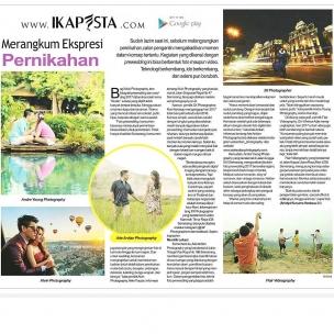 Ikapesta News with Suara merdeka. Article : Photo & Video Suara merdeka , 19 Maret 2017  @3xphotographers @adeardian_photography @alvinphotography @andreyoungtanata @flairvideography #120317