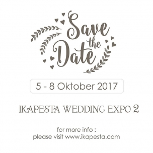 🔅 Save the date 🔅 Ikapestà Wedding Expo 2