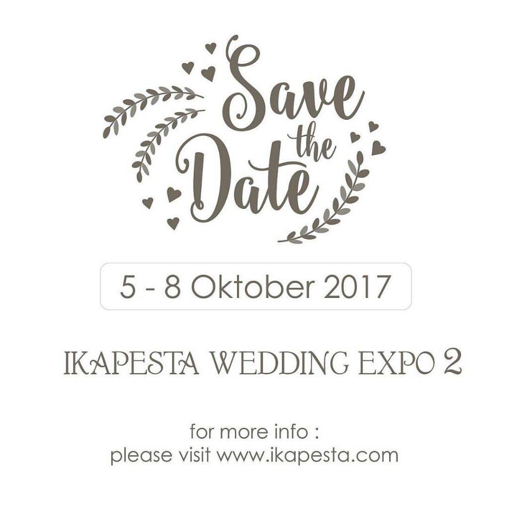 IKAPESTA Wedding Expo Oktober 2017