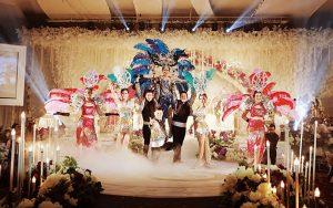 Emerald Dancers & Ushers