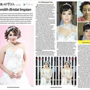 Memilih Bridal Impian