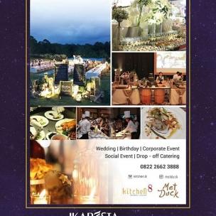 IKAPESTA Vendor . . Bidang : Catering @metduck @kitchen.8 . . More information about IKAPESTA Vendor,download IKAPESTA App at Play Store Or visit www.ikapesta.com