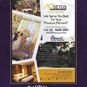IKAPESTA Vendor . . Bidang : Hotel & Convention Hall @mgsetoshotel . . More information about IKAPESTA Vendor,download IKAPESTA App at Play Store Or visit www.ikapesta.com