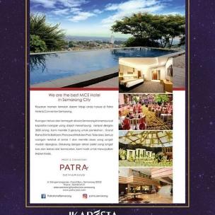 IKAPESTA Vendor . . Bidang : Hotel & Convention Hall @patra.semarang . . More information about IKAPESTA Vendor,download IKAPESTA App at Play Store Or visit www.ikapesta.com