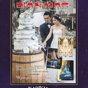 IKAPESTA Vendor . . Bidang : Kue Pengantin @dianmascake . . More information about IKAPESTA Vendor,download IKAPESTA App at Play Store Or visit www.ikapesta.com