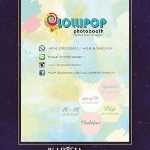 IKAPESTA Vendor . . Bidang : Photo @lollipopphotobooth . . More information about IKAPESTA Vendor,download IKAPESTA App at Play Store Or visit www.ikapesta.com