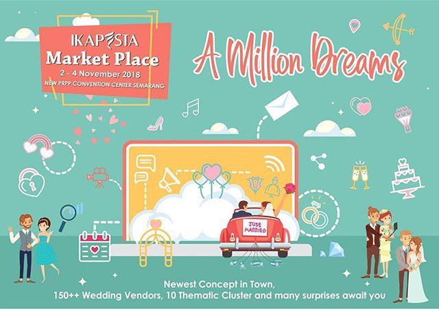 IKAPESTA Market Place 2018