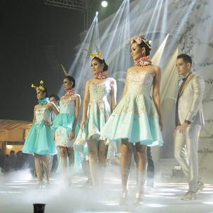 "Last night show… The Dramatical Fashion Show ""SACRED GROVE"" DIAN SAPUTRA feat BATAVIA JAS Concept and Organized by: @carolkiem_beo @bobby_berlianeo_beo Female dresses by: @diansaputraofficial Male attire by @bataviajas Photographed by  @asean_photography  Multimedia Designer by @marblevideo @sandy.reynaldi Lighting Designer by @master.lighting @reynaldokenley Dancer by @rianadancer Make up and hair do by @susanbridalsemarang Hair accesories by @jip.fashiondetails  Apettizer by @maudywibowo Palace Fine Cuisine Music director by #joeniararief Choreographed by @anantakanapi  Organized by Berlian Event Organizer Supported : Stage decoration by @galaxy_decoration LED Wall @marblevideo LED Wall Sound System @agung_platinum platinum  Invitation  @ing7070 Ing's Card Special Effect  @balonbunga Master of Ceremony @adisiswowidjono_mc #ikapesta2017  #ikapesta2017 #wedding #bride #design #fashion #fashiondesign #weddingdress #musical #fashionshow #weddinggown #bridaldress #bridalgown #weddingku #bridestory #bridal #bridalsemarang  #ikapesta #vendorwedding #semarang #jateng"