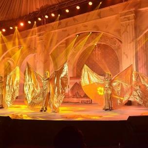 Parade dancer Ikapesta Wedding Expo 2017  Support by Decor : @galaxy_decoration Sound system: @agung_platinum  Photo : @friendsphotovideo Lighting : @master.lighting Video : @marblevideo LED Wall : marble  Organizer by @topeng_eo  #ikapestaexpo #ikapestaexpo #ikapestafoodfestival #ikapesta #iloveikapesta #semarangexpo #ikapestalebihbaik #jateng #vendorikapesta #semarang #love #vendorweddingsemarang #ikapesta2017 #sukses #dancer #dancersemarang #ikapestafoodfestival