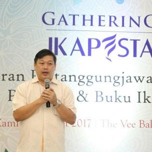Gathering Ikapesta 2017 Àgenda : Laporan pertanggung jawaban pameran dan buku ikapesta 2017