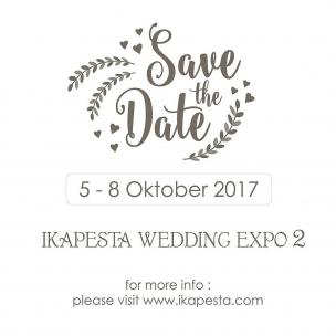 🔅 Save the date 🔅 Ikapestà Wedding Expo 2