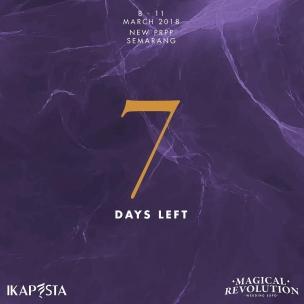 Catat dan hadirilah IKAPESTA Wedding Expo 2018 Tingkatkan terus transaksi anda dan Menangkan GRAND PRIZE berupa 150 g emas! . 8-11 Maret 2018 10.00 – 22.00 New PRPP convention hall#ikapesta2018#ikapestaweddingexpo