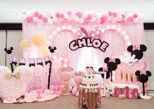 Balon Bunga Decoration