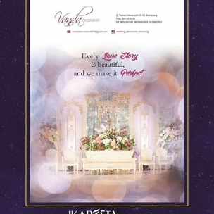 IKAPESTA Vendor . . Bidang : Decoration & Florist @wedding_decoration_semarang . . More information about IKAPESTA Vendor,download IKAPESTA App at Play Store Or visit www.ikapesta.com