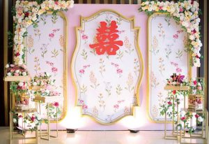 Belle and Rose Decoration