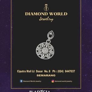 IKAPESTA Vendor . . Bidang : Jewellery @diamond.world.jewelry . . More information about IKAPESTA Vendor,download IKAPESTA App at Play Store Or visit www.ikapesta.com