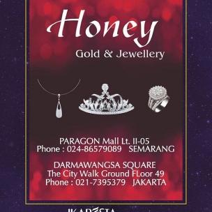 IKAPESTA Vendor . . Bidang : Jewellery @honeygold_jewellery . . More information about IKAPESTA Vendor,download IKAPESTA App at Play Store Or visit www.ikapesta.com