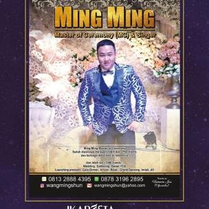IKAPESTA Vendor . . Bidang : MC @wangmingshun . . More information about IKAPESTA Vendor,download IKAPESTA App at Play Store Or visit www.ikapesta.com