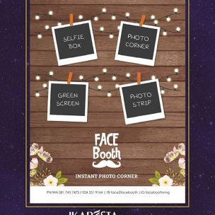 IKAPESTA Vendor . . Bidang : Photo @faceboothsmg . . More information about IKAPESTA Vendor,download IKAPESTA App at Play Store Or visit www.ikapesta.com