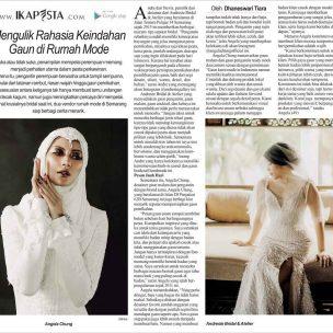 Mengulik Rahasia Keindahan Gaun di Rumah Mode
