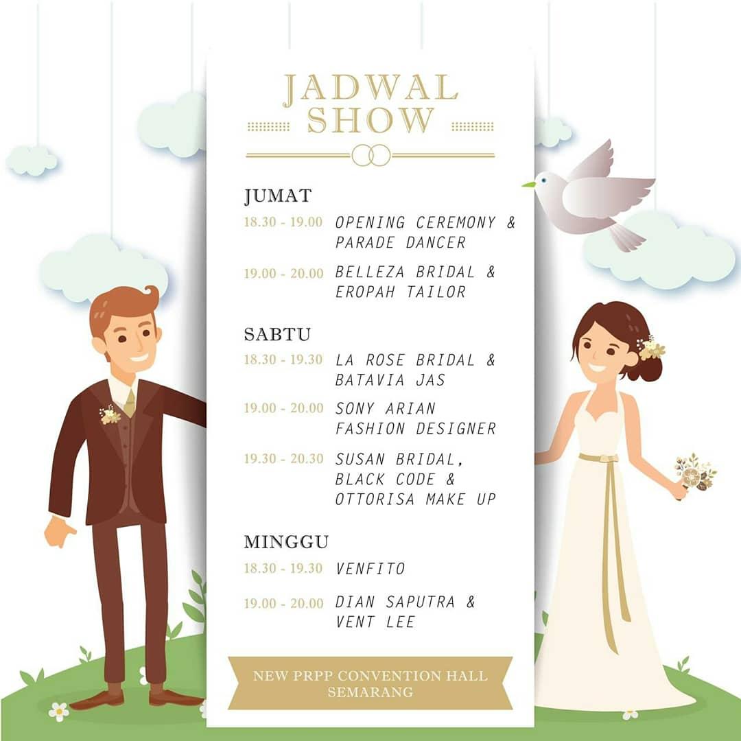 jadwal show