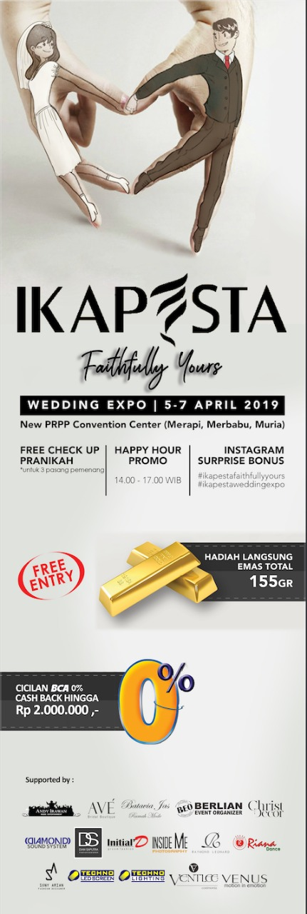 ikapesta wedding expo april 2019 faithfully yours