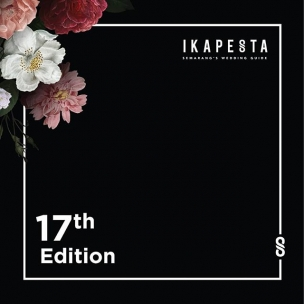 Get your free Ikapesta's Semarang Wedding Guide Book 17th Edition at counter B22, C6