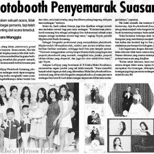 Photobooth Penyemarak Suasana