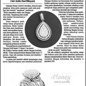 Memesan Desain Perhiasan