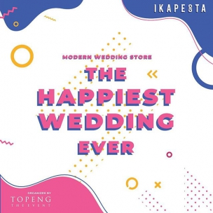 It might still be months and months to go, but we tell you first! Join the hype and anticipate the most modern wedding market of the year.  Here's our take on the year 2020 wedding tren; we predict that brides and grooms to-be will have a more joyous and modern wedding, which will result in something that we call, 'The Happiest Wedding Ever'! So mark your calendar, fellas! See you next year!